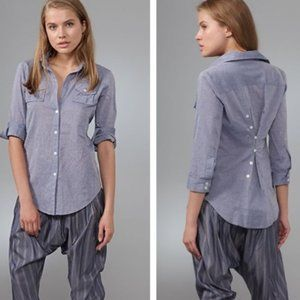 Elizabeth And James Cohen Chambray Button Down
